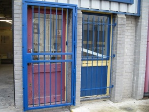 Security Door Gates
