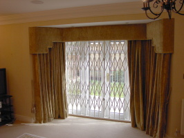 Patio Door Grilles